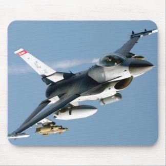 Alfombrilla De Ratón Halcón que lucha F-16