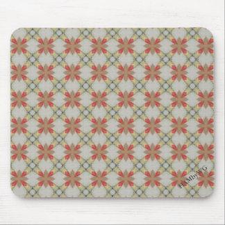 Alfombrilla De Ratón HAMbWG - cojín de ratón - del blanco/del mosaico