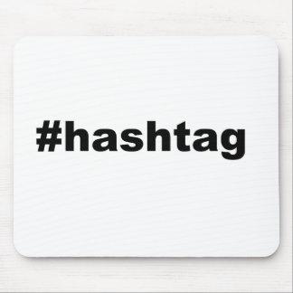 Alfombrilla De Ratón hashtag YO
