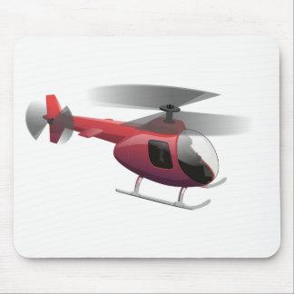 Alfombrilla De Ratón Helicóptero