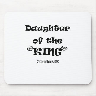 Alfombrilla De Ratón Hija del rey