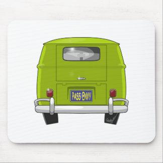 Alfombrilla De Ratón Hippie 1962 Van