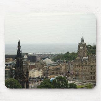 Alfombrilla De Ratón Horizonte 001 de Edimburgo