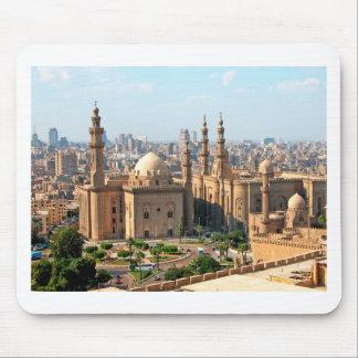 Alfombrilla De Ratón Horizonte de Cario Egipto