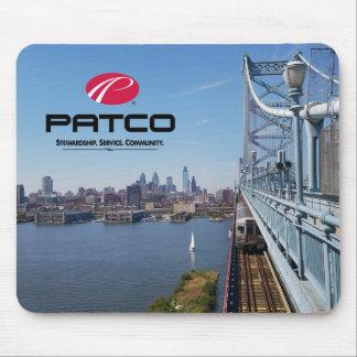 Alfombrilla De Ratón Horizonte Mousepad de PATCO Philadelphia