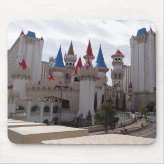 Alfombrilla De Ratón Hotel y casino Mousepad de Excalibur