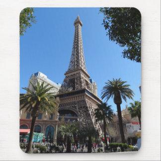 Alfombrilla De Ratón Hotel y casino Mousepad de París Las Vegas