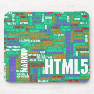 Alfombrilla De Ratón HTML 5 o HTML5