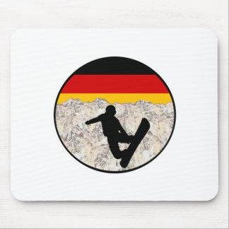 Alfombrilla De Ratón Huéspedes alemanes