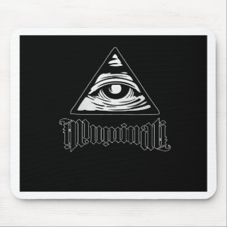 Alfombrilla De Ratón Illuminati