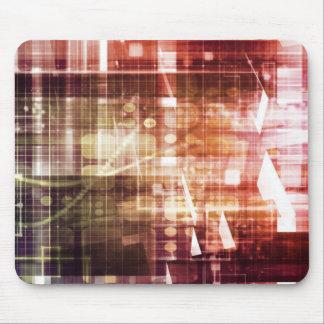 Alfombrilla De Ratón Imágenes de Digitaces con arte de la transferencia
