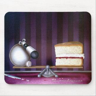 Alfombrilla De Ratón Impossimal© - 'un Diet equilibrado