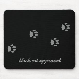 Alfombrilla De Ratón Impresión aprobada Mousepad de la pata del gato