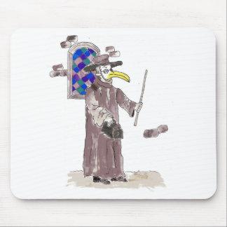 Alfombrilla De Ratón Individuo de la ventana de Gomerblog