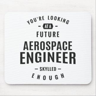 Alfombrilla De Ratón Ingeniero aeroespacial