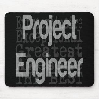 Alfombrilla De Ratón Ingeniero del proyecto Extraordinaire