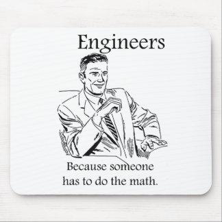 Alfombrilla De Ratón Ingenieros - alguien tiene que hacer el cojín de