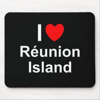 Alfombrilla De Ratón Isla de Réunion