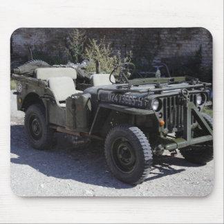 Alfombrilla De Ratón Jeep clásico de Willys