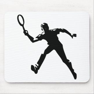 Alfombrilla De Ratón Jugador de tenis