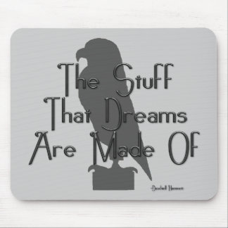 Alfombrilla De Ratón KRW la materia que los sueños se hacen de cita