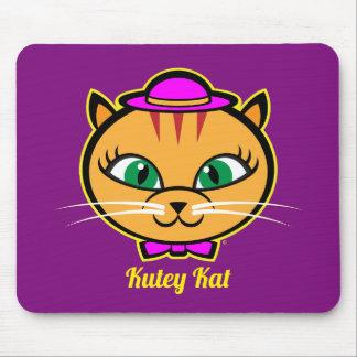 Alfombrilla De Ratón Kutey Kat, cojín de ratón