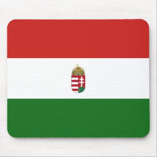 Alfombrilla De Ratón La bandera de Hungría