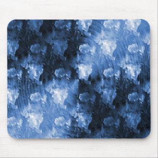 Alfombrilla De Ratón La barrera de sonidos en azul….