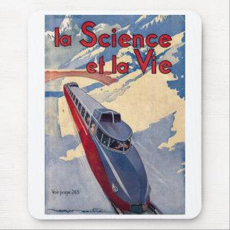 Alfombrilla De Ratón La ciencia del La y el la compiten