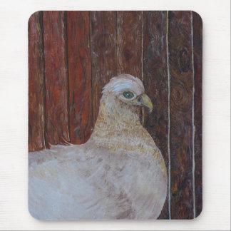 Alfombrilla De Ratón La gallina vieja