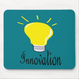 Alfombrilla De Ratón la luz de la innovación