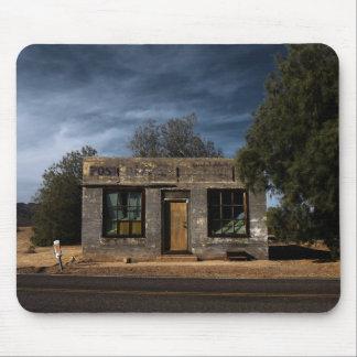 Alfombrilla De Ratón La oficina de correos abandonada en Kelso
