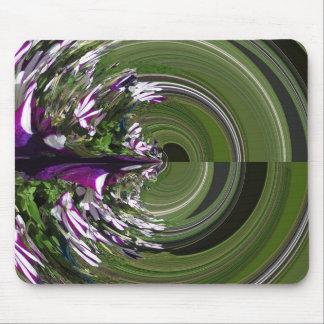 Alfombrilla De Ratón Laberinto púrpura