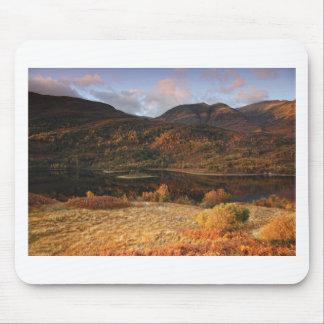 Alfombrilla De Ratón Lago Leven, Glencoe, Escocia