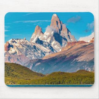 Alfombrilla De Ratón Lago y montañas de los Andes, Patagonia - la