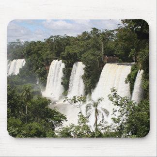 Alfombrilla De Ratón Las cataratas del Iguazú, la Argentina, Suramérica