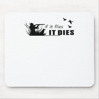 Alfombrilla De Ratón las moscas muere