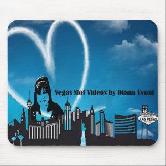 Alfombrilla De Ratón Las Vegas Mousepad
