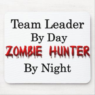 Alfombrilla De Ratón Líder de equipo/cazador del zombi
