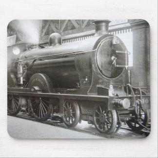 Alfombrilla De Ratón Locomotora de vapor (señora de Avenal)