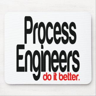 Alfombrilla De Ratón Los ingenieros de proceso mejora
