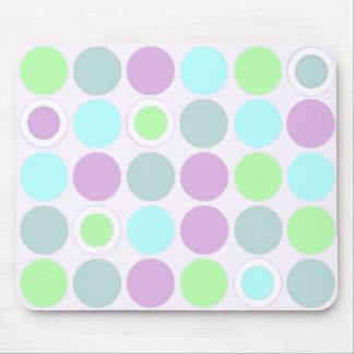 Alfombrilla De Ratón Los KRW refrescan puntos del verde azul y de la