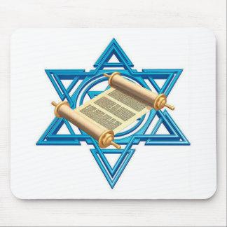 Alfombrilla De Ratón Maguen David Torah