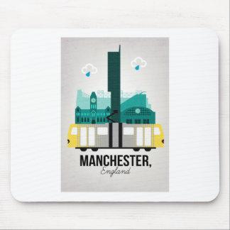 Alfombrilla De Ratón Manchester
