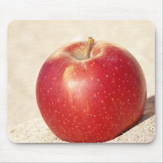 Alfombrilla De Ratón manzana roja