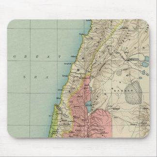Alfombrilla De Ratón Mapa de la antigüedad de Israel