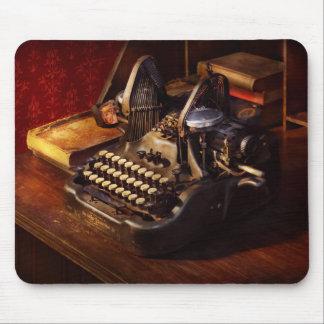 Alfombrilla De Ratón Máquina escribir de Steampunk - de Oliverio
