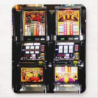 Alfombrilla De Ratón Máquinas ideales de las ranuras de Las Vegas