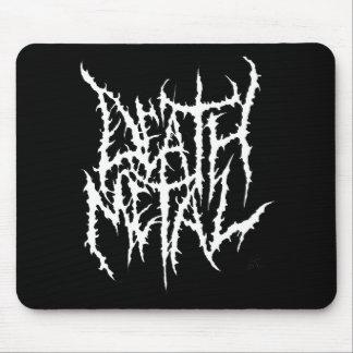 Alfombrilla De Ratón Metal de la muerte