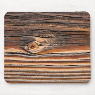 Alfombrilla De Ratón Modelo de madera del grano